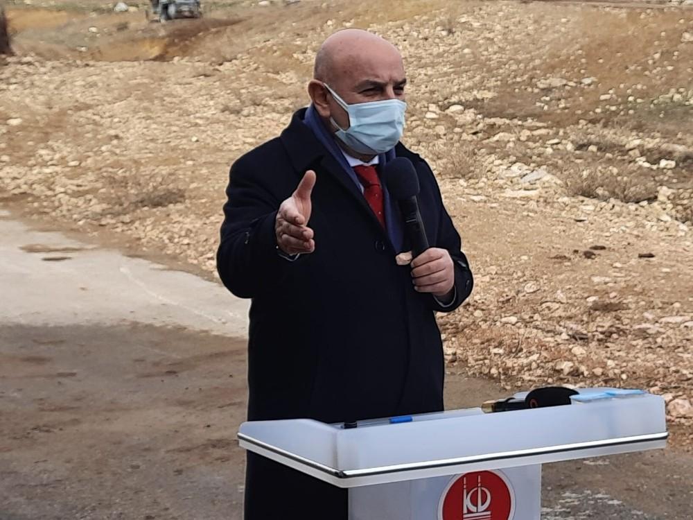Başkan Altınok'un Keçiören'in köylerine desteği devam ediyor