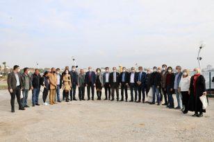 10 Ocak Çalışan Gazeteciler Günü Didim'de Kutlandı