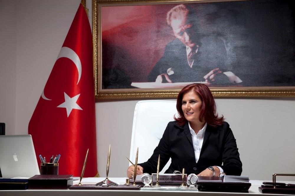 """Başkan Çerçioğlu, """"Gazeteciler, demokrasinin olmazsa olmazıdır"""""""