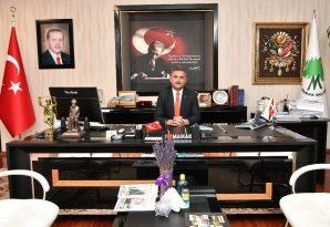 Başkan Köse'den çalışanlara yeni yıl hediyesi