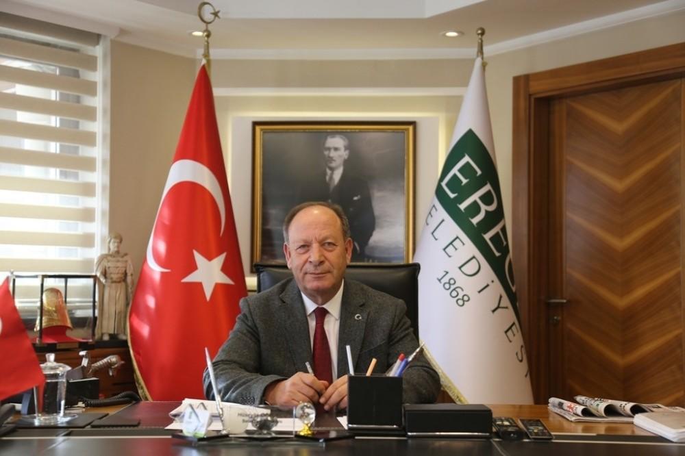 """Başkan Oprukçu: """"Demokrasi haber alma ve ifade özgürlüğüyle güçlenip zenginlik kazanır"""""""