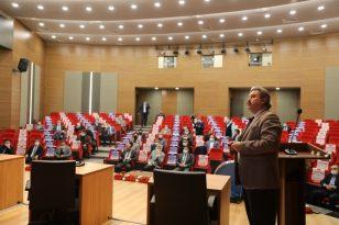 Melikgazi MHP Yönetimini Ağırladı