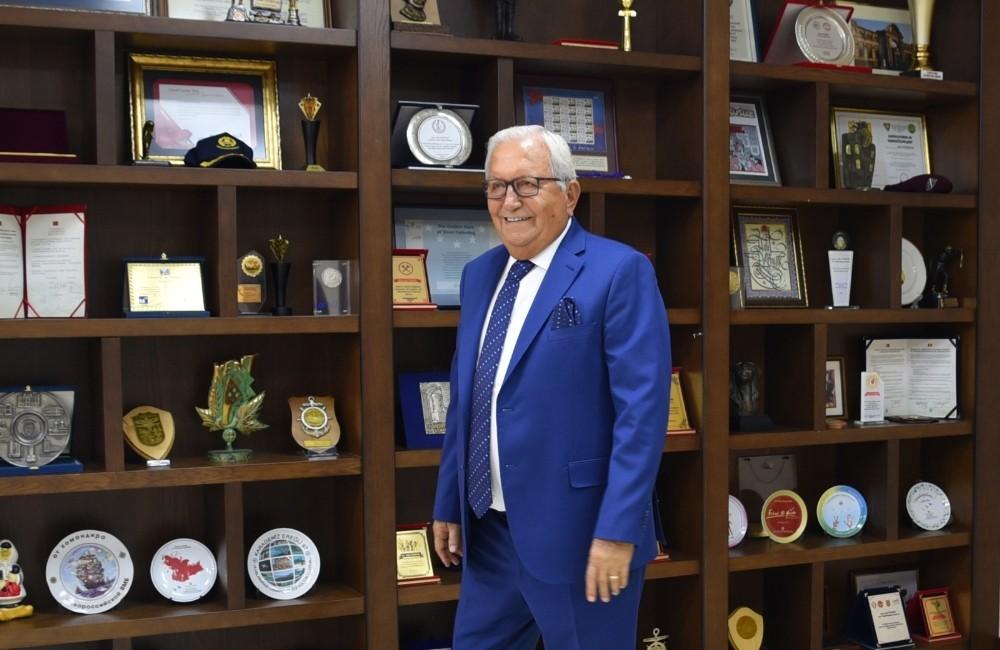 Başkan Posbıyık, Çalışan Gazeteciler Günü'nü kutladı