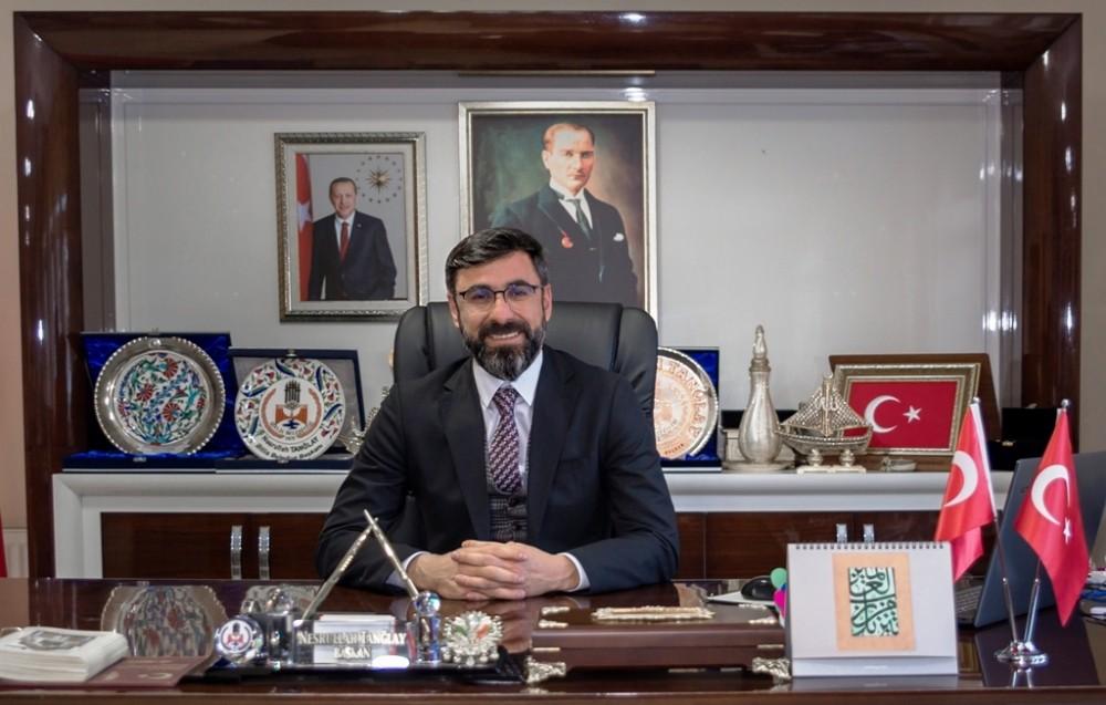 Başkan Tanğlay'ın 10 Ocak Çalışan Gazeteciler Günü mesajı