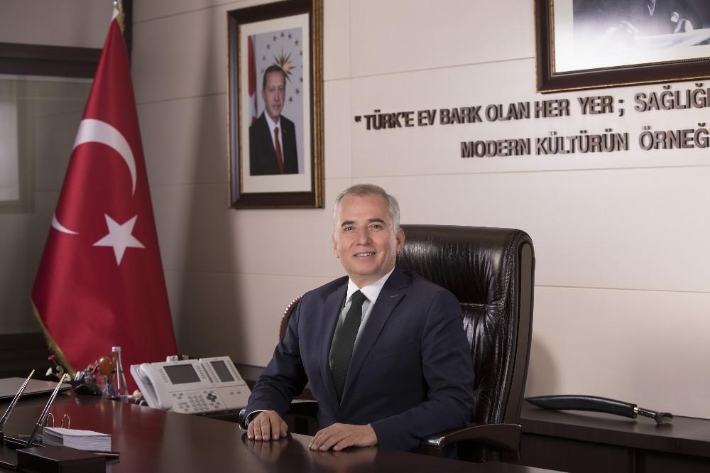 Başkan Zolan'ın 10 Ocak Çalışan Gazeteciler Günü mesajı