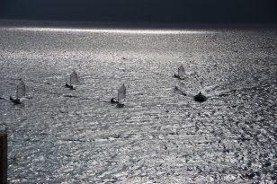 Bodrum sahili çocuklara kaldı