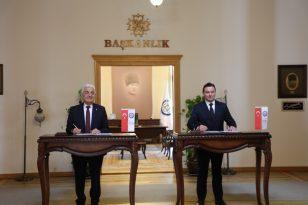 Bodrum'un en büyük arıtma tesisi için imzalar atıldı