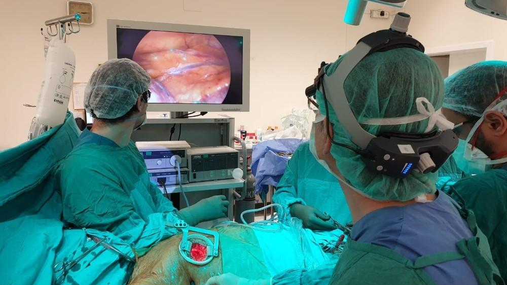 Bu yöntemle kalp ameliyatı sonrası gündelik hayata dönüş hızlanıyor