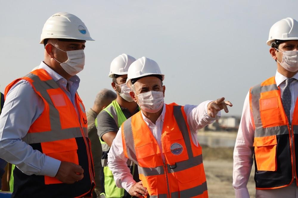 Büyükçekmece Koyu Marmara'nın en ayrıcalıklı sahili oluyor