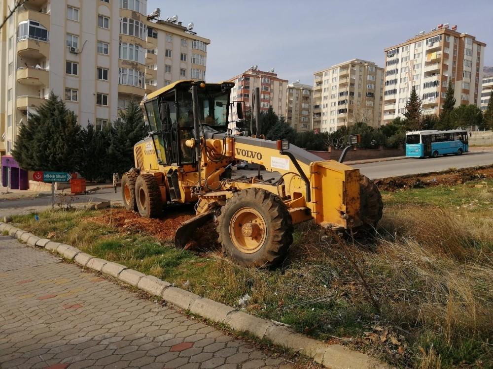 Büyükşehir Belediyesi'nden çevre temizliği