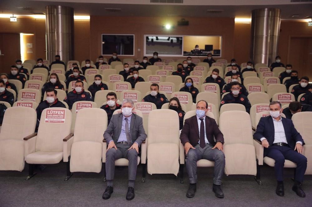 Antalya İtfaiye Teşkilatını Güçlendirdi
