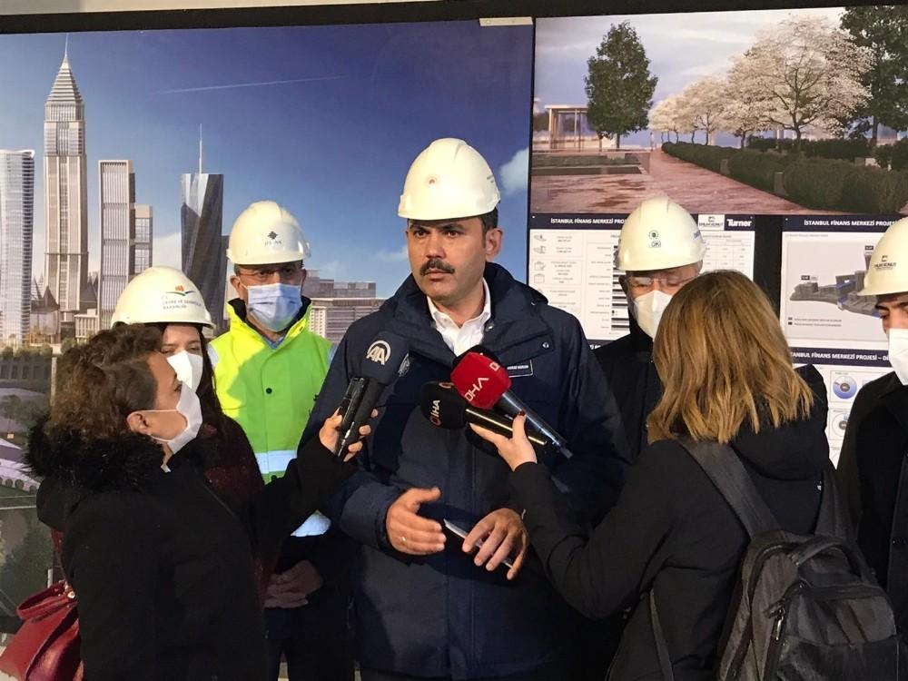 """Çevre ve Şehircilik Bakanı Kurum: """"Bundan sonraki süreçte iklim değişikliği ve etkileri daha çok hissedilir hale gelecektir."""