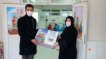 Tokat Erbaa'da Çevreci Okullara Ödül