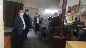 Demirsu, basın kuruluşlarının gününü kutladı