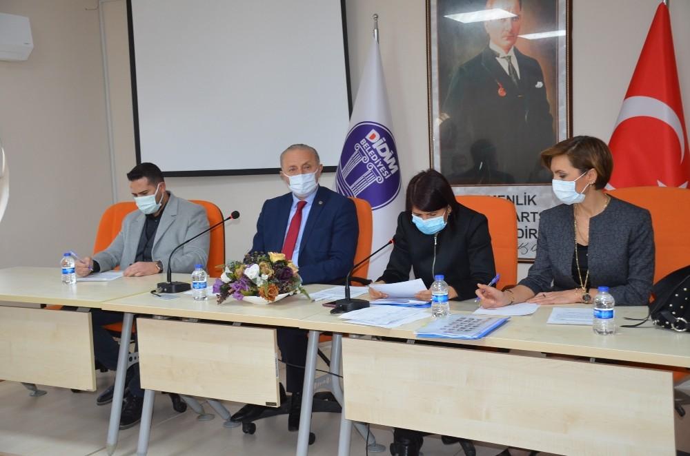 Didim Belediyesi'nin SGK borçları konusu Şubat'a ertelendi