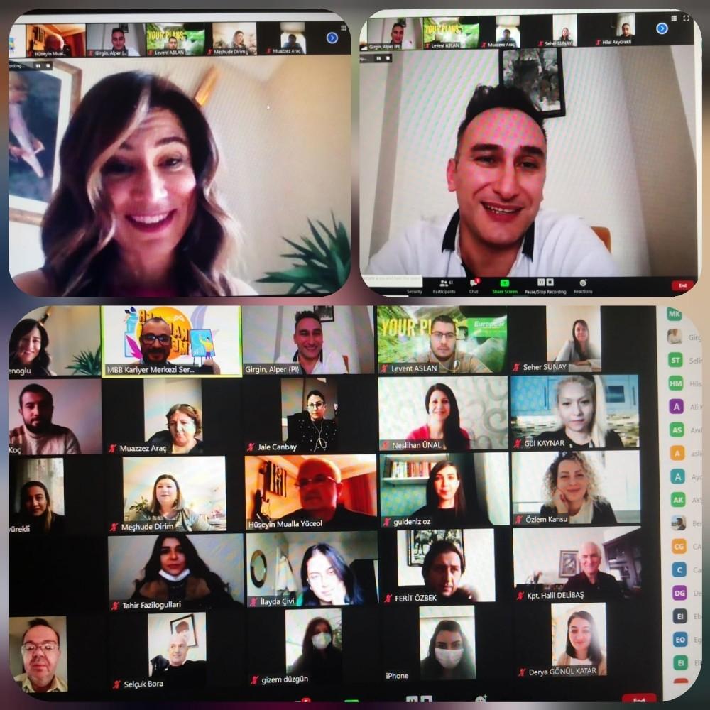 Dijital Liderler Mersin'de Projesi 2021'de de Mersin'e yön veriyor