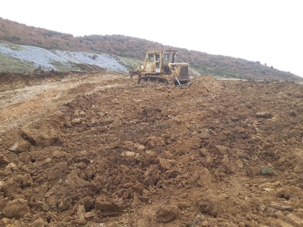 Dutluca'ya yeni HİS göleti yapılıyor