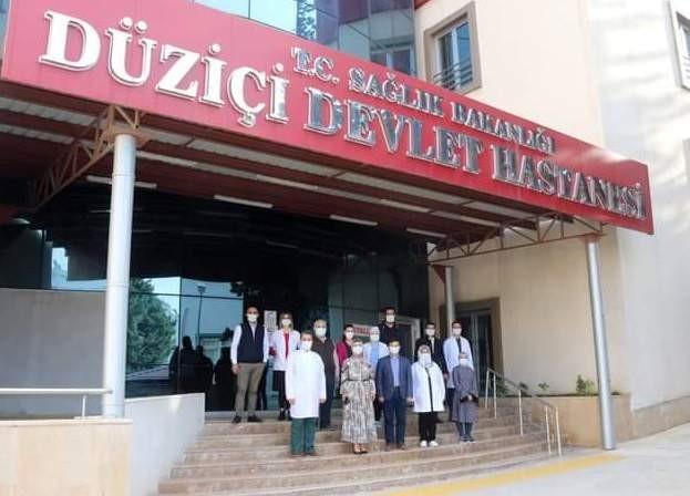 Düziçi Devlet Hastanesi 6. seviye dijital hastane oldu