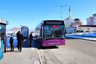 Edremit'te Otobüsler Seferlere Başladı