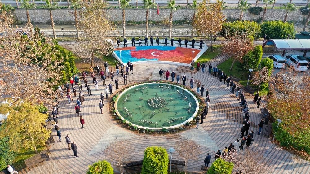 Erdemli Belediyesinden Bakan Selçuk'a destek