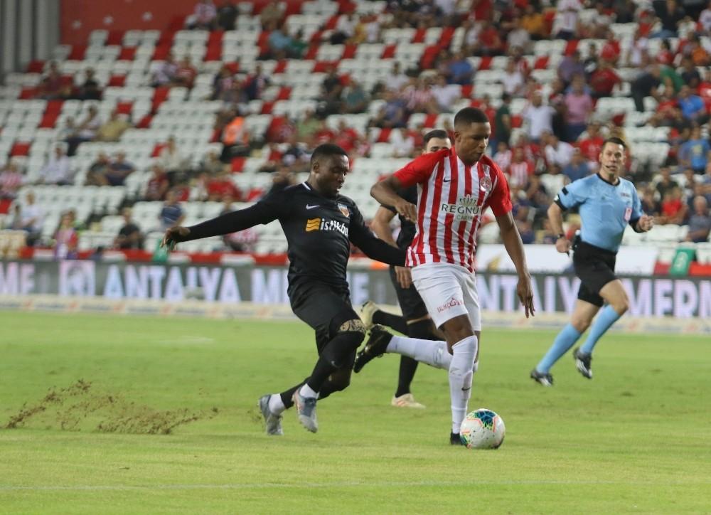 Fırat Aydınus ilk kez Kayserispor-Beşiktaş maçında