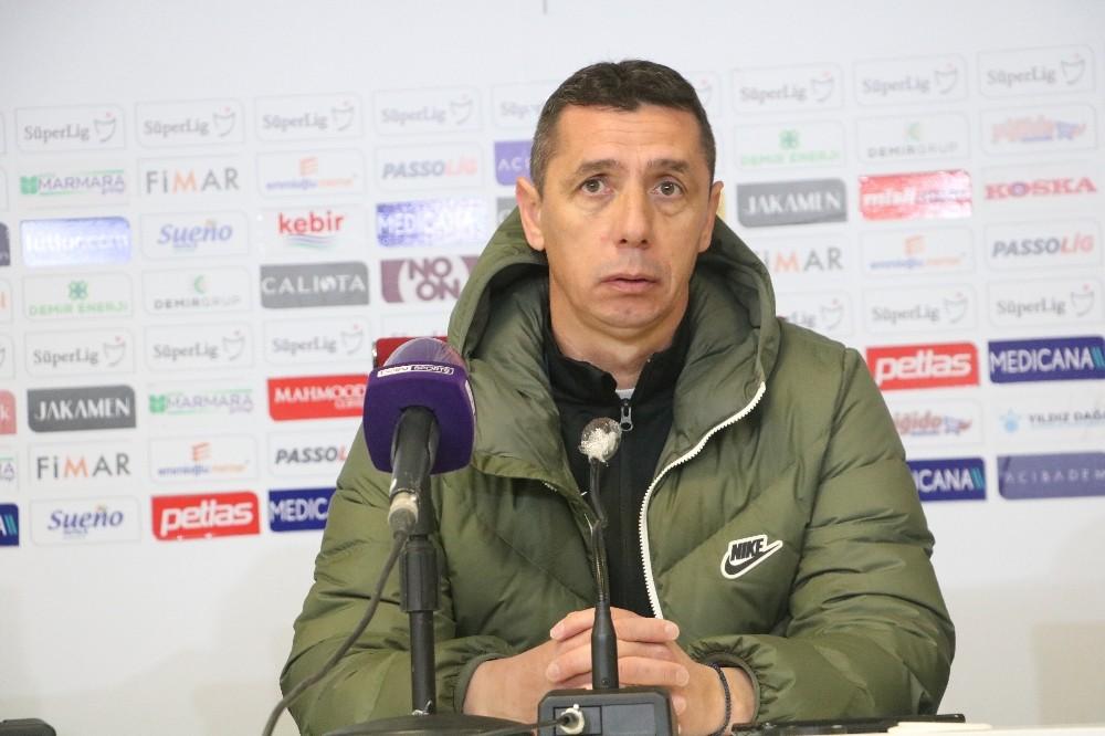 Gaziantep FK Yardımcı Antrenörü Gabriel Margarit'ten VAR eleştirisi
