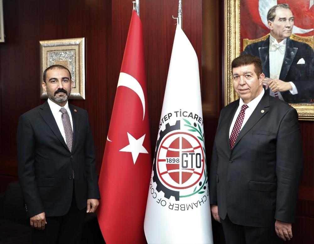 GTO başkanlarından 10 Ocak kutlaması