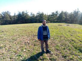 Gündoğmuş'ta çiftçiye dağıtılan ata tohumları çimlendi