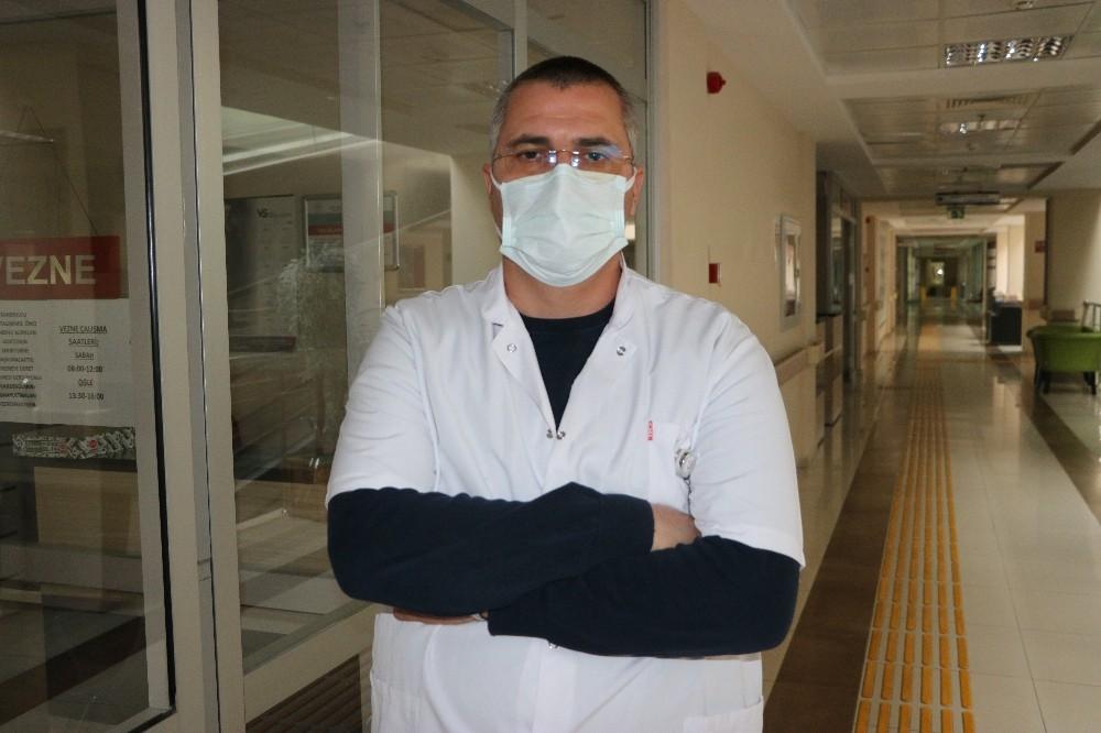 İkinci kez korona virüs geçiren doktor anlattı