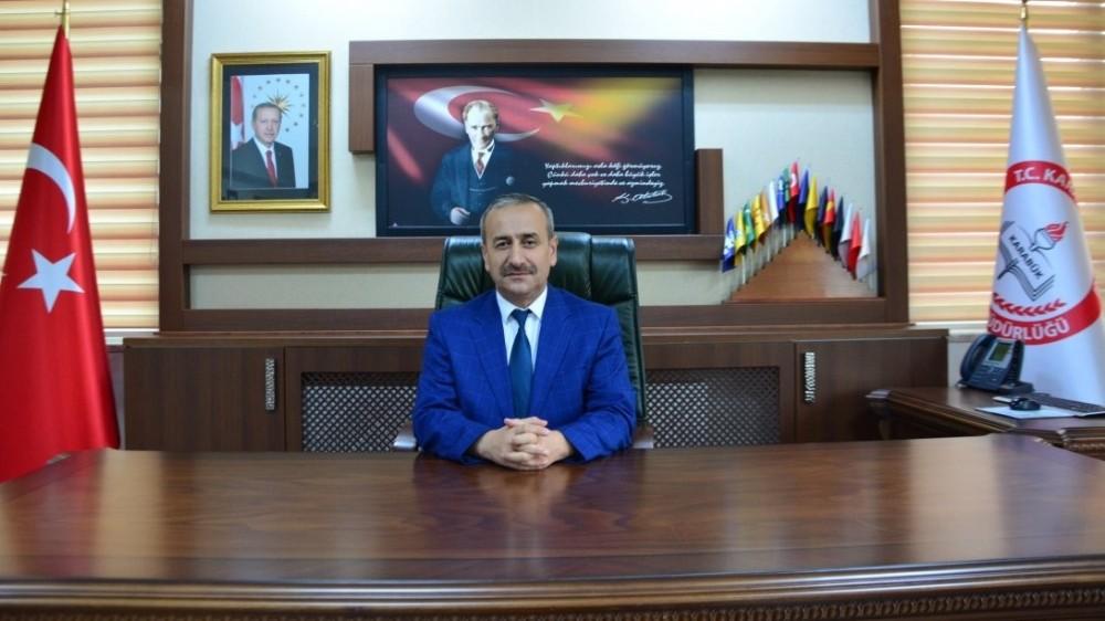 İl Milli Eğitim Müdürü Akbaş asaleten atandı