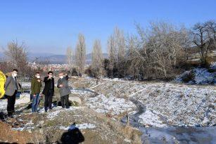 """Isparta Belediye Başkanı Başdeğirmen: """"2 yıl sonra Darıderesi 2'nin suyunu içme suyu olarak kullanabileceğiz"""""""