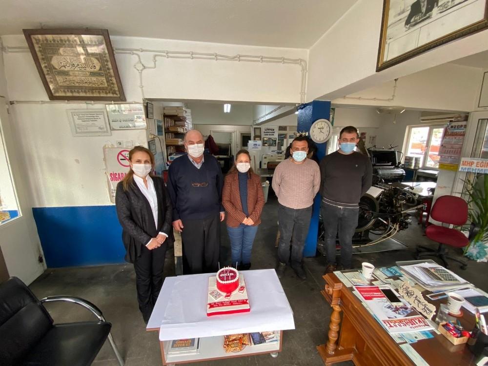 Isparta'da 50 yıldır yayın hayatını sürdürüyor