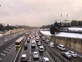 Ankara Keçiören Fatih Köprüsü 8 Şeritte Çıkarılıyor