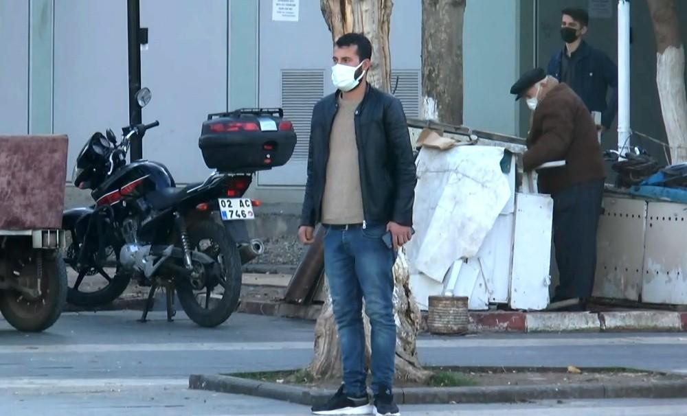 İstiklal Marşı belediye hoparlöründen okundu