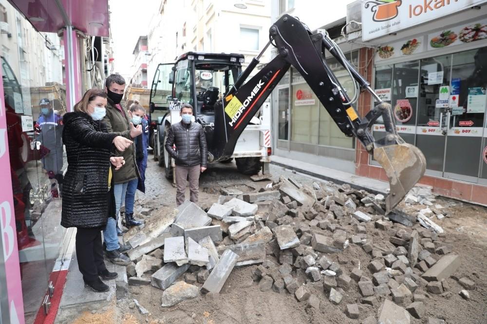 İzmit Belediyesi büyük projenin ilk adımını yılın ilk gününde attı