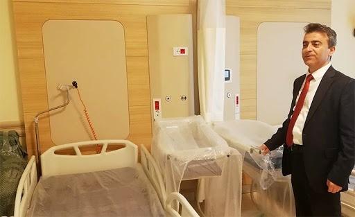 Erzurum Kadın Doğum ve Çocuk Hastalıkları Hastanesi Açıldı