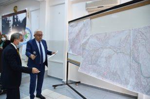 Kdz. Ereğli'ye 7 kilometre çevre yolu yapılıyor