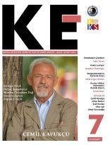KE'nin 7. sayısı öykü sanatının yaşayan isimlerinden Cemil Kavukçu'yu selamlıyor