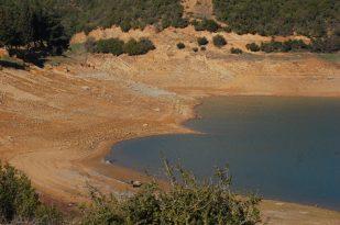 Keşan'da baraj doluluk oranı yüzde 8'in altına indi