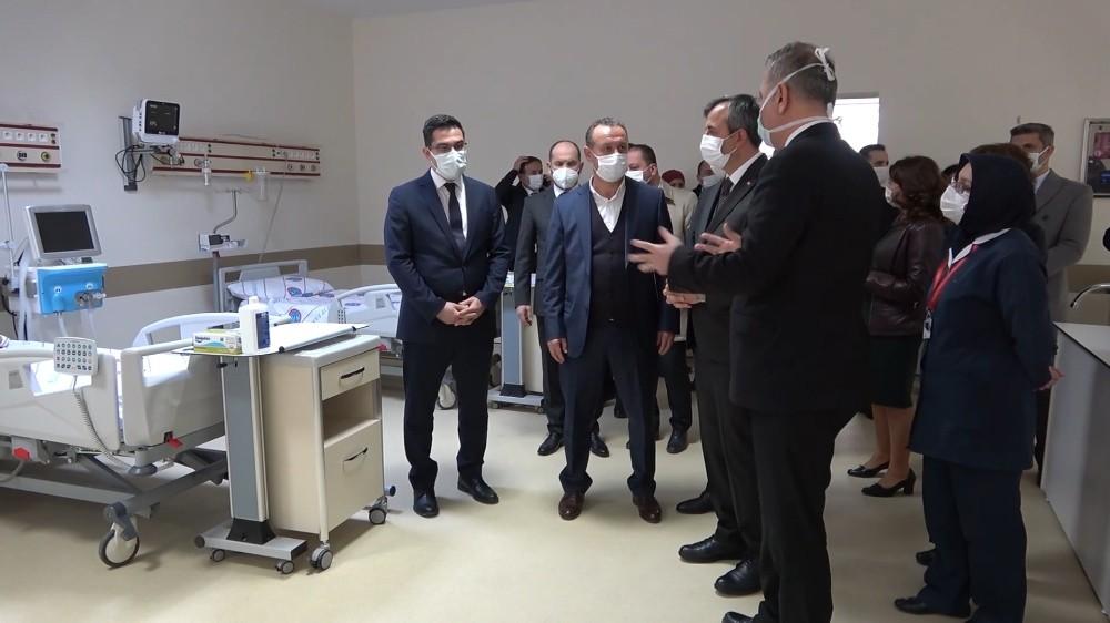 Kırıkkale Valisi'nden 'korona virüs' açıklaması: 'Vakalar düşüyor'