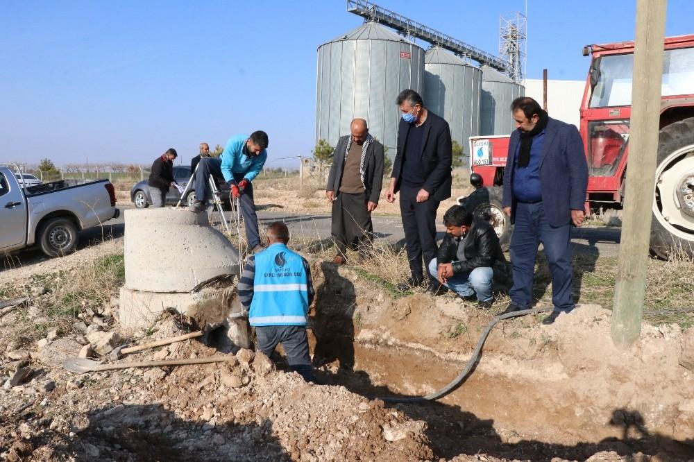 Urfa'daki Altyapı Sorunları Çözüme Kavuşuyor