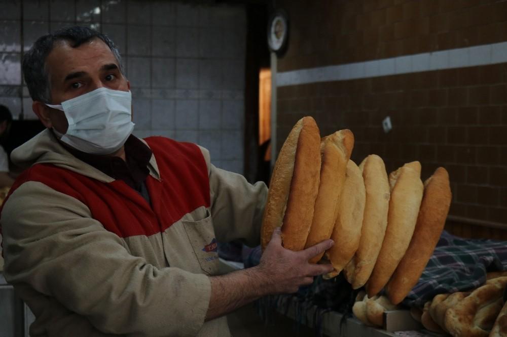 Kırşehir'de ekmek fiyatlarına '25 kuruş' zam