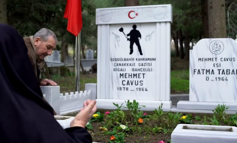 Mehmet Çavuş Belgeseli'nin ilk tanıtım filmi yayınlandı