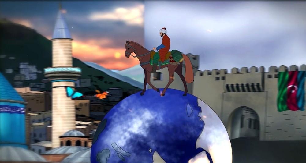 Melikgazi, kısıtlama günlerinde tarihi animasyonları izleyiciyle buluşturuyor