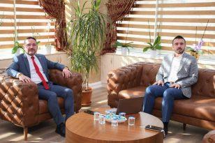 Türkiye'nin 2023 vizyonuna uygun çevre ve şehircilik projelerini hayata geçiriyor