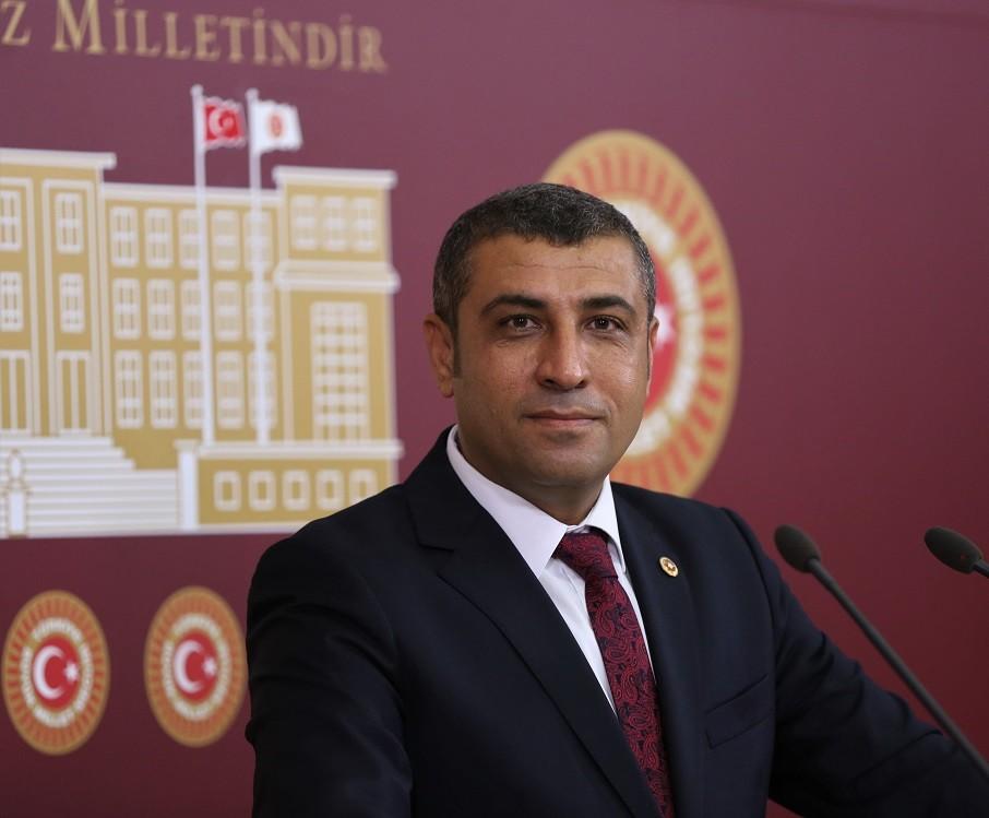 Milletvekili Taşdoğan'dan Gazeteciler Günü mesajı