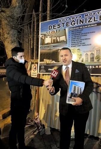 Müftü Demirtaş'tan müftülük külliyesiyle ilgili iddialara yanıt