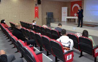 Muğla'da 'İş hayatına uyum' semineri