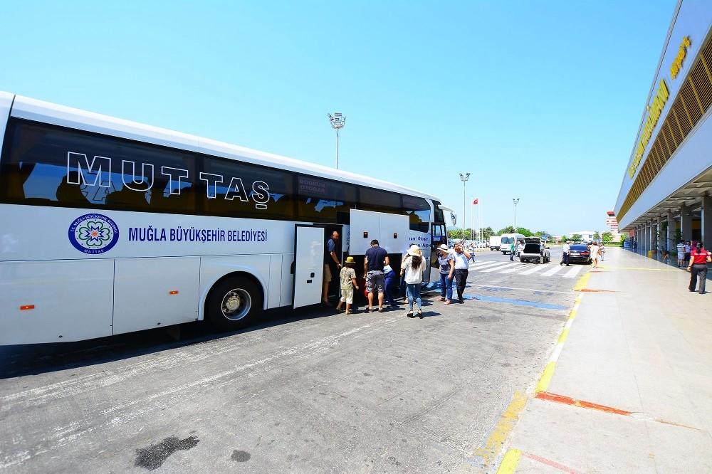 MUTTAŞ 2020 yılında 264 Bin 224 yolcu taşıdı