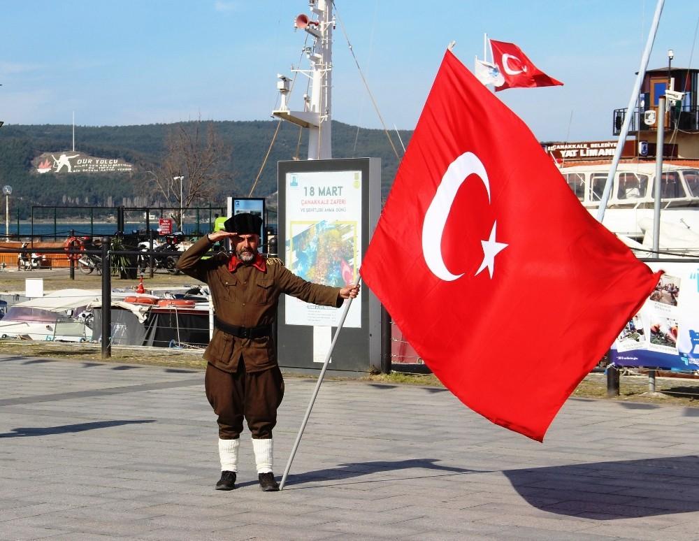Onbeşliler için Tokat'tan Çanakkale'ye yürüyecek